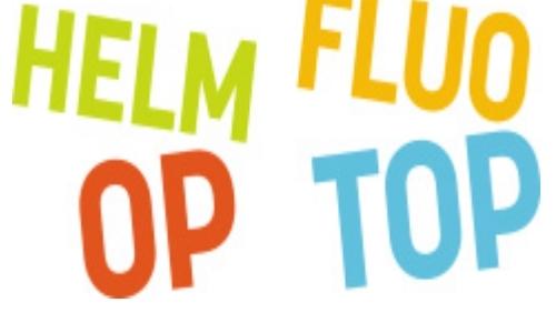 """actie: """"Helm op Fluo top"""""""